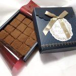 生チョコの分離やクッキングシートにくっつく時の対処、切り方のコツ