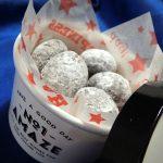 セリアのスノーボールクッキーチョコ味!ラッピングと作り方のコツ