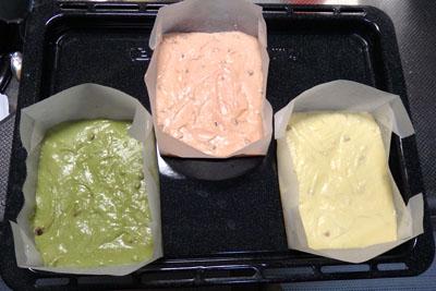簡単 ケーキバー