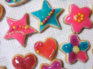 クッキー おしゃれ デコ