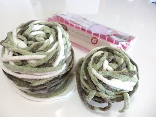 セリア 編み機 編み方